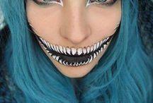 H'ween makeup