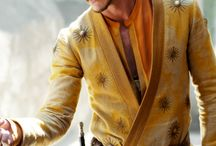 Oberyn / Oberyn of the House Martell from Dorne, the Red Viper.