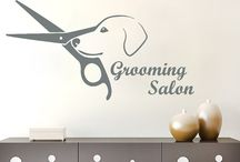 Pet shop grooming