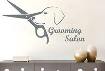 Pet shop grooming