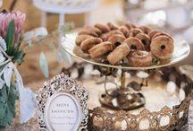 Dessert Display Pieces