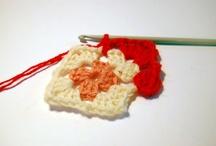 Handarbeid / Hekle, strikke