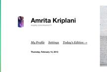 Retail UI    Profile / by Amrita ★