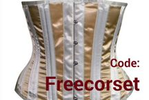 Real corsets / waist training and real corsets