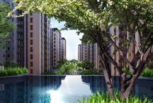 SRIJAN ETERNIS - Residential project in Jessore Road. / Premium project in Srijan Eternis in Jessore Road. Offering 2,2.5,3,4 BHK flats available 3200-3500 psf on wards.