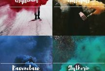 HP/* /  The School of Witchcraft and Wizardy