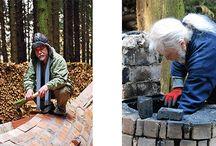 ICF 2015 Kiln Building & Firings