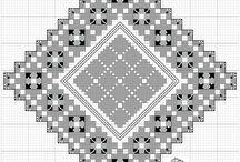 Inspiration - Hardanger Patterns
