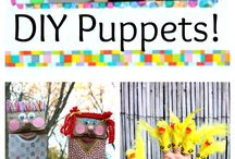 puppets and craft