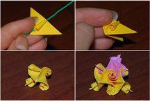 Origami~Kusudama