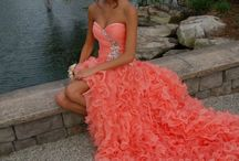 Prom Dresses. :) / by Cheyenne Cash