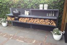 Outdoor Cupboards
