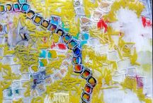 Abstract paintings I like...