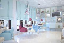 Nail Studio / So cute nail studio in fresh colours