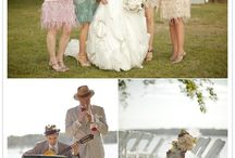 20s theme wedding