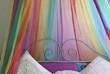 Girls bedroom / by Sarah Hoglund