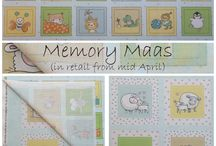 Memory Maas Collection designed by Monika Maas for STOF fabrics / 2015 spring released Collection.  Ask for STOF fabrics at your local quilt shops and fabric retailers