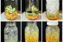 bebidas y desayunos saludables