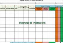 Planilha  de APR