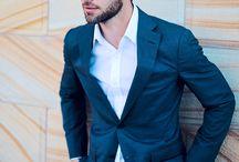 Blue suits alert
