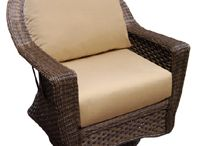 Rattan and Wicker Rockers and Swivel Glider Chairs / Enjoy browsing our indoor and outdoor Rattan and Wicker rocking chairs and swivel gliders. http://www.americanrattan.com/rattan-rockers.html