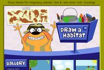 Science - Animal Habitats