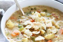 A Healthy Soups