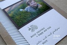 Christmas Cards / by Page Stationery