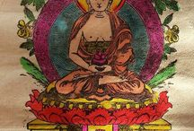 Buddha & Ganesha