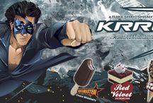 Havmor's Exclusive Krrish 3 Range