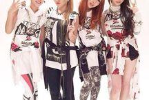 Korean kpop fashion