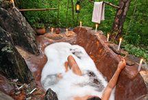 best outdoor showers