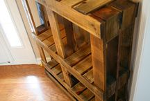 Upcycle- Pallet / by Cathy Oskowiak