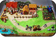 Детские торты на joy-tortik.com.ua