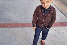 My son's style...