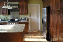 The Lim Residence / Kitchen Renovation by Winthorpe Design and Build / by Winthorpe Design & Build, Inc.