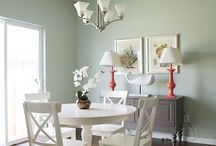 design ~ dining room / by Denise Grant