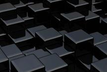 Cubes, Squares & Grids
