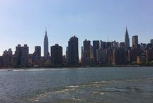 NYC / NYC es un perfecto lugar lleno de vida y cultura donde se pueden pasar unas vacaciones muy especiales, cargadas de cosas que hacer y aitios que visitar