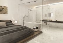 Design Bedroom / Design di interni, camere da letto