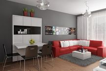New Apartment Deco Ideas <3 / DIYs and Ideas for our new place