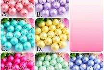 Chunky Beads