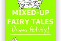Dance & Drama Activities