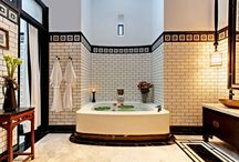 Bathrooms / You will see incredible bathrooms here