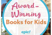 Award-Winning Books for Kids