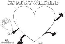 Happy Valentine's Day / La mulți ani tuturor celor care poartă numele de Valentin / Valentina!
