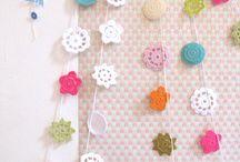 ✿ Crochet Garlands ✿