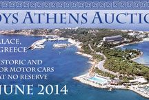 COYS Athens Auction / One of the most luxurious vintage car auctions, the COYS Athens Auction, will take place on 14th June 2014 at The Westin Athens - Astir Palace Resort. 200 historic and collector motor cars will be displayed, many at no reserve. More information can be found here: http://www.coys.co.uk/  #Coys #AstirPalace #Auction #WestinAthens
