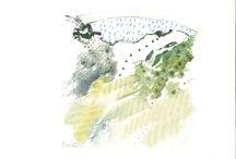 Tullio Pericoli / pittore e disegnatore, nasce nelle Marche nel 1936 e dal 1961 vive a Milano. Espone in numerose gallerie e musei italiani ed esteri e pubblica i suoi disegni sui più importanti quotidiani e periodici internazionali. La galleria Tricromia nel 2010 ha esposto di Tullio Pericoli una serie di ritratti di Samuel Beckett.