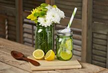 Spring Green / Ball Canning  / by Dayna Carr